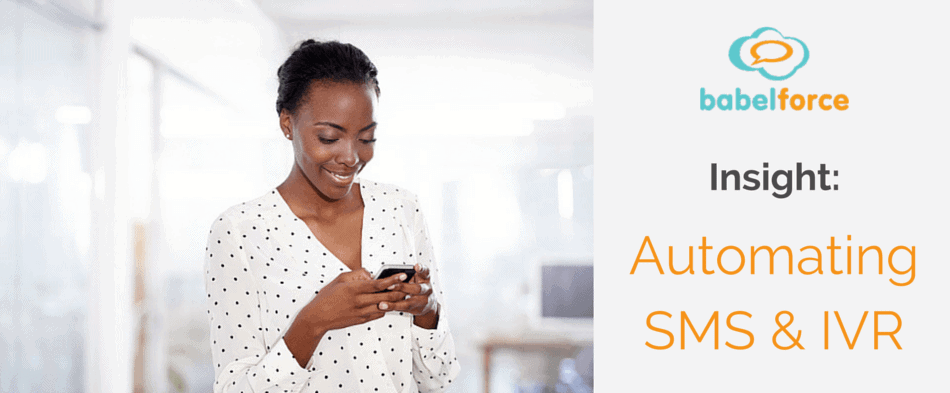 call center solution automated sms and ivr