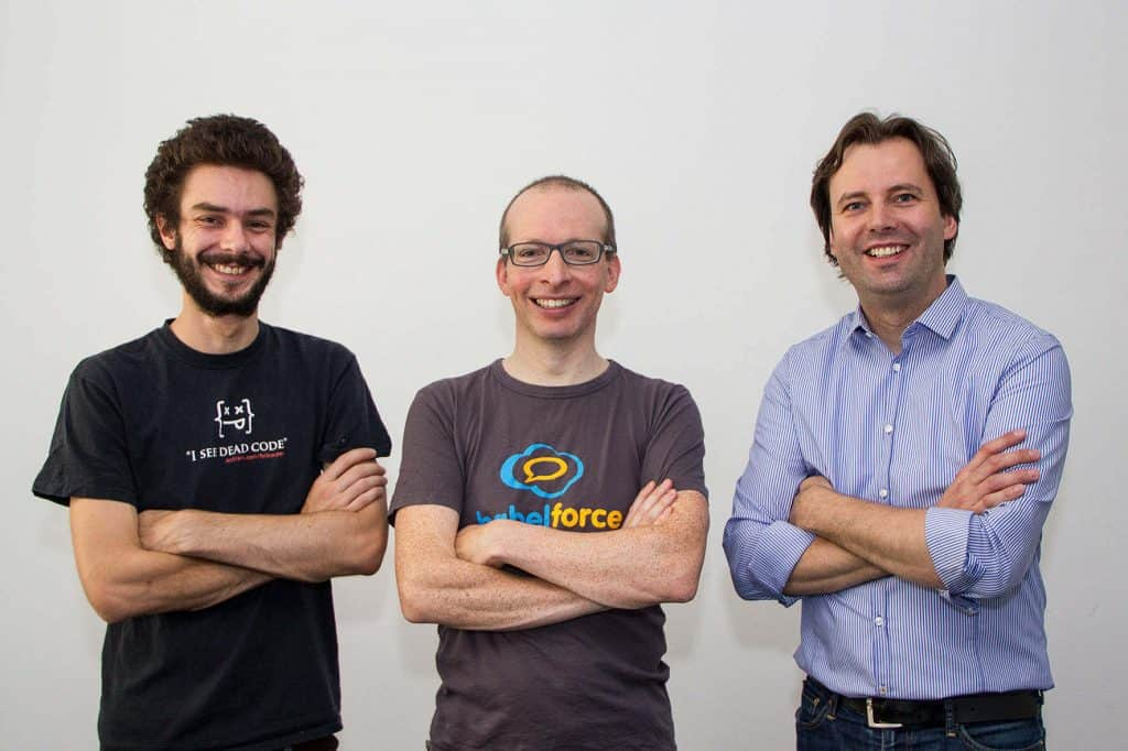 babelforce founders