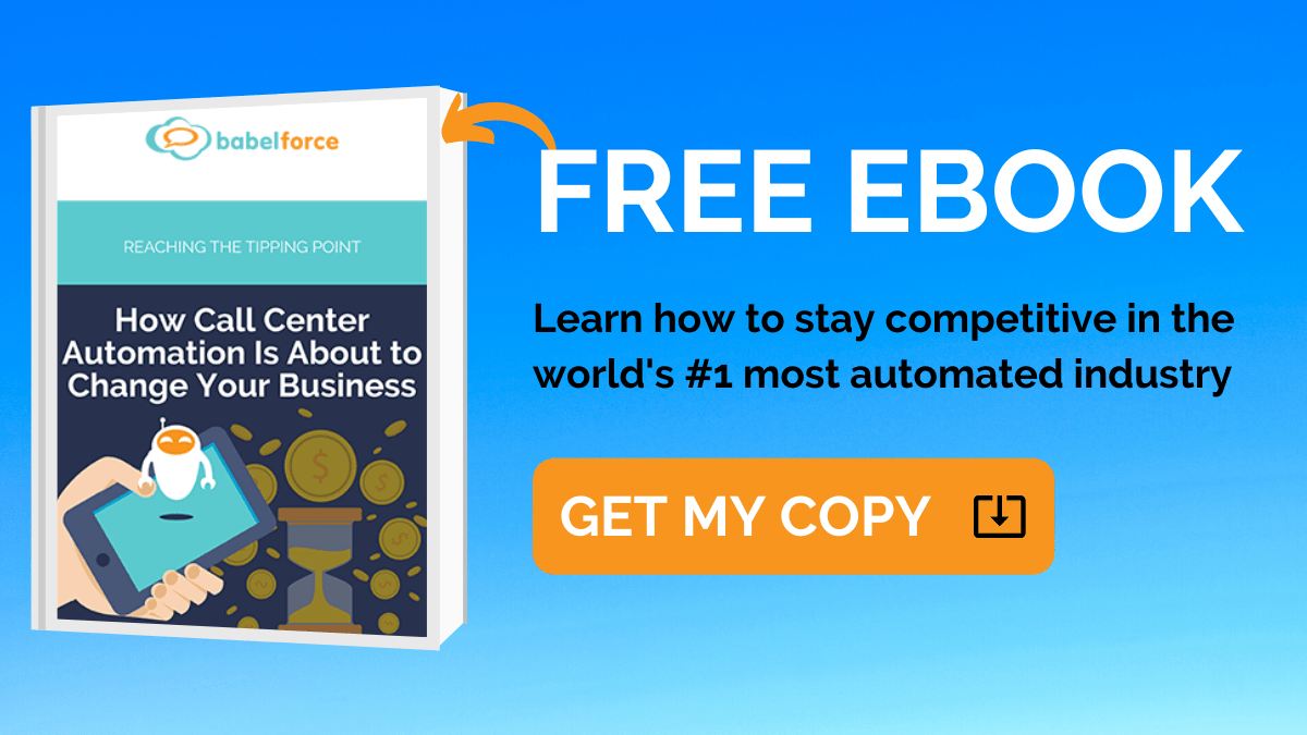 Get Your Copy - How to Automate Your Call Center